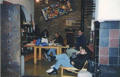 Esta fue la oficina del recinto en sus inicios. Foto: facebook.com/roxyculturaurbana