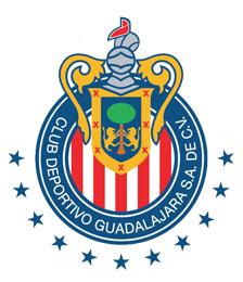 Escudo actual del Guadalajara. Foto chivasdecorazon.com.mx