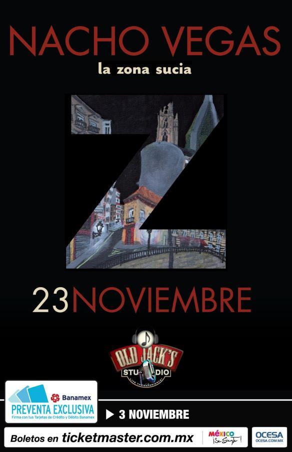 Promocional de la última visita a Guadalajara