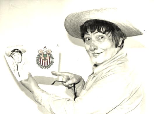 Jesús Martínez defendió al Club Deportivo Guadalajara hasta su último día de vida. Foto: Cortesía